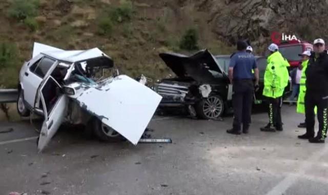 feci kaza: Gelin, kaynana ve kayınpeder hayatını kaybetti