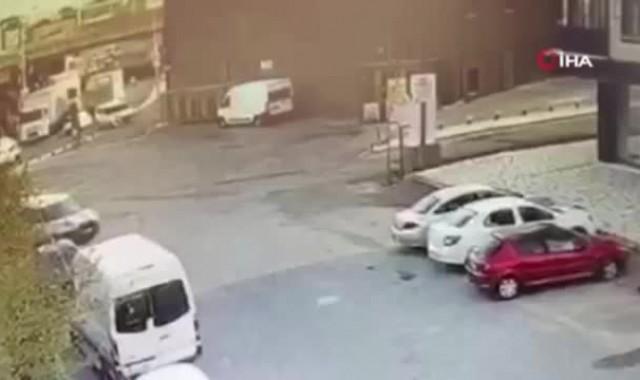Hırsız-polis kovalamacası film sahnelerini aratmadı